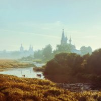 Утро туманное :: IgorVKIv