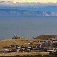 Поселок Хужир-остров Ольхон :: Виктор Заморков
