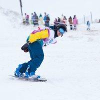 Дети снега :: Лилия Будаева