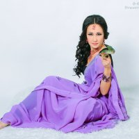 Проект Индийская Красавица :: Ольга Белоусова