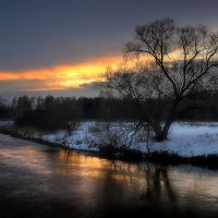 Закатное воссоединение... :: Андрей Войцехов