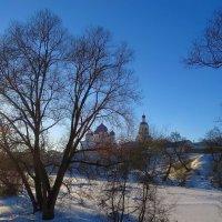 Боголюбово,женский монастырь :: Сергей Цветков
