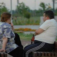 Задушевный разговор :: Николай Танаев