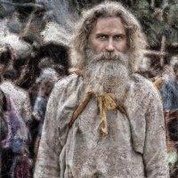 Он знал одно – Россия за плечами! И… Бог с ним, что там будет впереди!.. :: Ирина Данилова