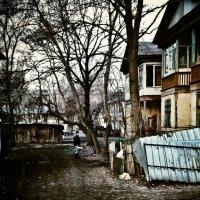 Городок :: Eugene Kurenko