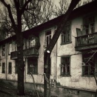 """""""Дом не-восходящего солнца"""". :: Eugene Kurenko"""