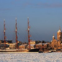 На зимовке :: Вера Моисеева