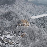 Замок Хоэншвангау :: Иля Григорьева