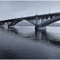 Красноярский мост :: Ольга Степанова