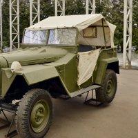 """ГАЗ-67, знаменитый """"Бобик :: Владимир Болдырев"""