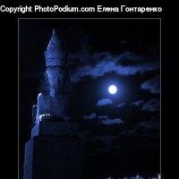 Лунная ночь  на Неве :: Elena Gontarenko