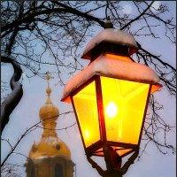 Вечер в Петропавловке... :: Александр Яковлев