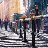 Уютная улица :: Roman Mordashev