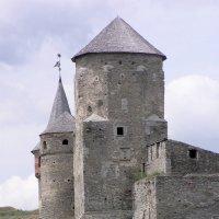 Башни замка :: Игорь Шубовичь