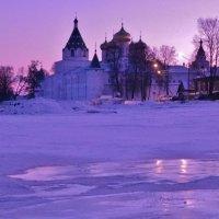 Сиреневый закат :: Святец Вячеслав