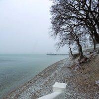 февральский пляж :: Алексей Меринов