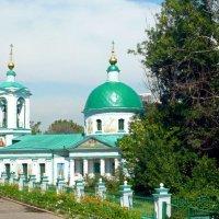 Церковь Троицы Изначальной. :: Чария Зоя