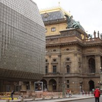 старая и новая опера в Праге :: Михаил Сбойчаков