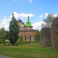 подворье Пюхтицкого монастыря :: Елена