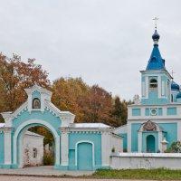 Поречье (Демидов). Покровский храм :: Алексей Шаповалов Стерх