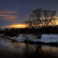 Закатное сияние... :: Андрей Войцехов