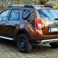 Renault Duster 2013г.... :: Schbrukunow Gennadi