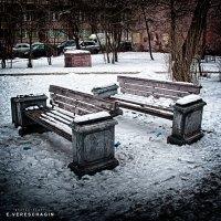 Урбанометрия. Геометрия деталей. :: Евгений Верещагин