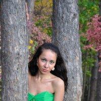 в лесу :: Вера Аверьянова