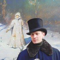 Онегин, добрый мой приятель, Родился на брегах Невы, Где, может быть, родились вы... :: Галина