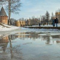 Смоленск. Весенние нотки! :: Олег Козлов