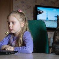 У каждого свой мультфильм. :: Олег Козлов