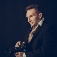 Портрет фотографа :: Аля Хрусталёва