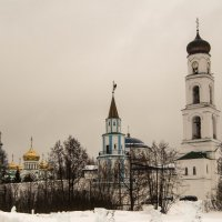 monastery :: Дмитрий Чулков