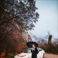 На свадьбе плохой погоды не бывает :) :: Алексей Латыш