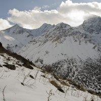 Высокие горы.... :: Александр Грищенко
