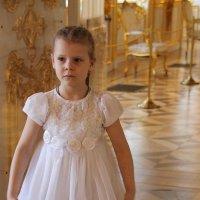 Визит в Екатерининский дворец.... :: Tatiana Markova