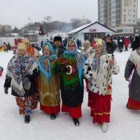 Масленица  2015 в Казани :: Наиля