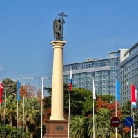 Монумент Михаила-Архангела :: СветЛана D