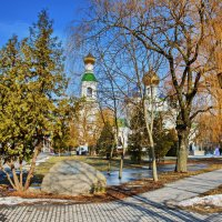 Весна  в  городе  Бобруйске. :: Валера39 Василевский.