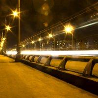 Горит золотая ночь... :: Екатерина Маринина