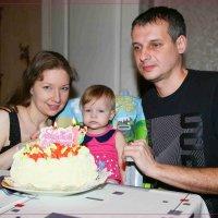 Счастливы вместе. :: Анатолий Ливцов