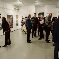 На открытии нашей выставки 2 :: Shmual Hava Retro