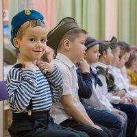 23 февраля в детском саду :: Эльвина Доронина