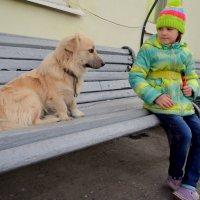 Наша жизнь-это зал ожидания... :: Лариса Красноперова