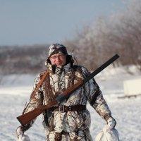 охотник :: Алена Дегтярёва