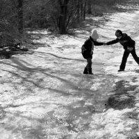 Скоро весна :: Ларсен Кивалин