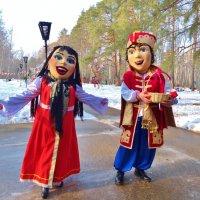 Здравствуйте, гости дорогие! :: Светлана Лысенко