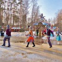 Танцуй, Масленица! :: Светлана Лысенко
