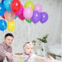 Первый праздник :: Юлия Скороходова