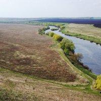 река Красивая меча :: Юлия Кондратьева